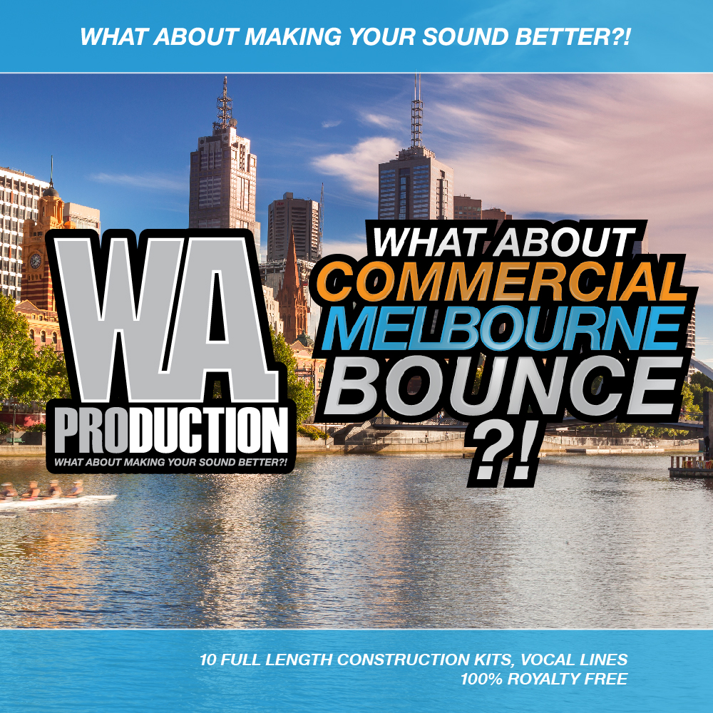 WA Production Commercial Melbourne Bounce